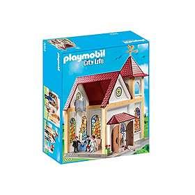 Playmobil City Life 5053 L'église pour les mariages romantiques