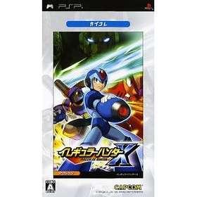 Rockman X: Irregular Hunter (JPN) (PSP)