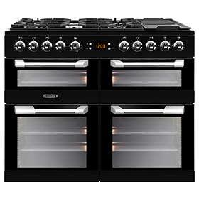 Leisure Cuisinemaster 100 Dual Fuel (Black)