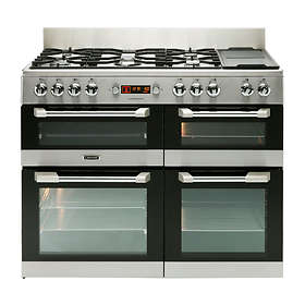 Leisure Cuisinemaster 110 Dual Fuel (Stainless Steel)