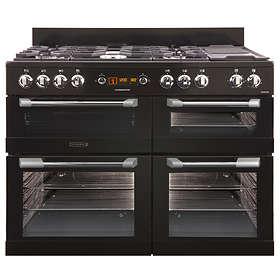Leisure Cuisinemaster 110 Dual Fuel (Black)