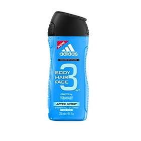 Adidas 3in1 Shower Gel 400ml