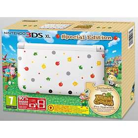 Nintendo 3DS XL (+ Animal Crossing: New Leaf) - Special Edition