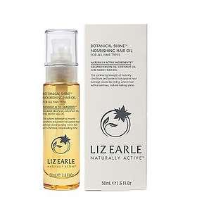 Liz Earle Botanical Shine Nourishing Hair Oil 50ml