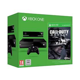 Microsoft Xbox One 500Go (+ Kinect + Call of Duty: Ghosts)
