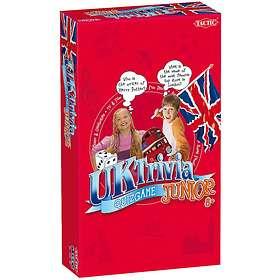 Tactic UK Trivia: Junior (pocket)