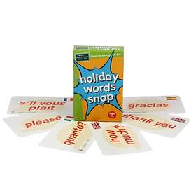 Green Board Games Words Snap (pocket)