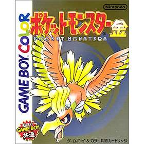 Pocket Monsters Gin/Pokemon Gold (JPN) (GBC)