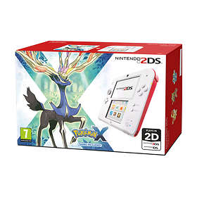 Nintendo 2DS (+ Pokemon X)