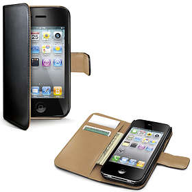 Celly Wallet Case for iPhone 4/4S