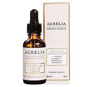Aurelia Probiotic Skincare Revitalize & Glow Serum 30ml