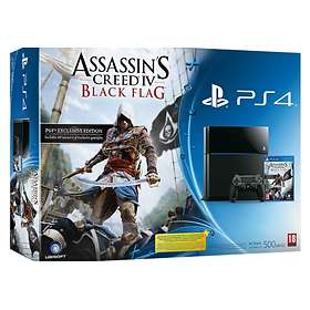 Sony PlayStation 4 500GB (incl. Assassin's Creed IV: Black Flag)