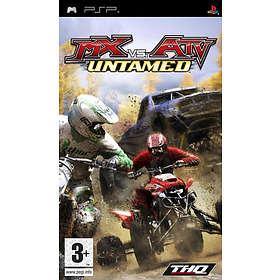 MX vs. ATV: Untamed (PSP)