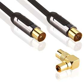 Profigold PROL Antenna 9.5mm - 9.5mm M-F 3m