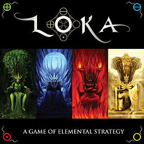 Mantic Games Loka: A Game of Elemental Strategy