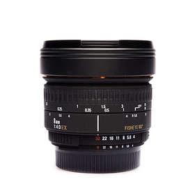 Sigma 8/4,0 EX DG Fisheye for Nikon