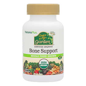 Nature's Plus Source of Life Garden Bone Support 120 Capsules