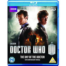 Doctor Who: The Day of the Doctor (3D) (UK)