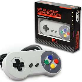 TTX Tech Super Famicom Style Controller (Wii)