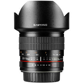 Samyang 10/2,8 ED AS NCS CS for Canon