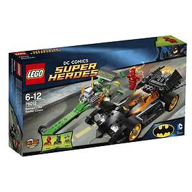 LEGO DC Comics Super Heroes 76012 Batman: The Riddler Chase