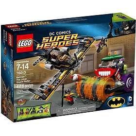 LEGO DC Comics Super Heroes 76013 Batman: Jokerns ångvält
