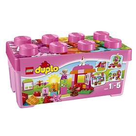 LEGO Duplo 10571 All-in-One-Pink-Box-of-Fun