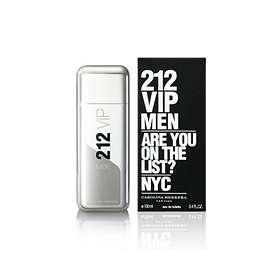 26490f1cfe Carolina Herrera 212 VIP Men edt 200ml Best Price | Compare deals at ...