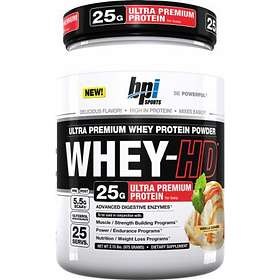 BPI Sports Whey-HD 2.2kg