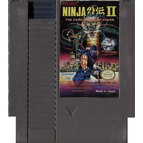 Ninja Gaiden II: The Dark Sword of Chaos (USA) (NES)