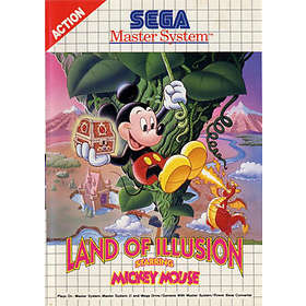 Land of Illusion starring Mickey Mouse (Master System)