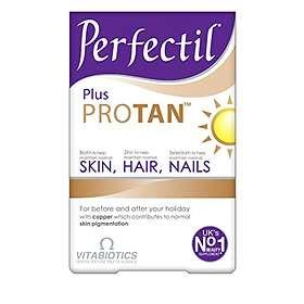 Vitabiotics Perfectil Plus Pro Tan 60 Tabletter