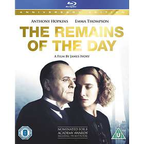 The Remains of the Day - Anniversary Edition (UK)