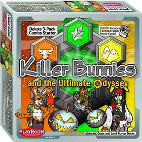 Playroom Entertainment Killer Bunnies And The Ultimate Odyssey