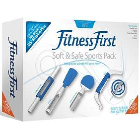 Blaze Fitness First Soft & Safe Sports Pack (Wii)