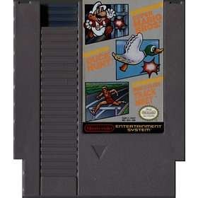 Super Mario Bros. + Duckhunt + World Class Track Meet (USA) (NES)