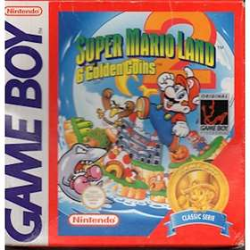 Super Mario Land 2: Six Golden Coins (GBC)