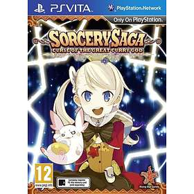 Sorcery Saga: Curse of the Great Curry God - Limited Edition