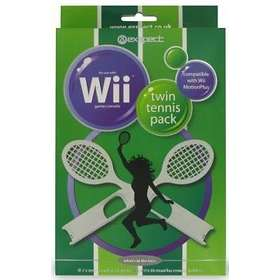 Exspect Wii Motion Plus Twin Tennis Pack (Wii)