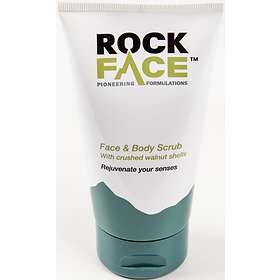 Rock Face Face & Body Scrub 150ml