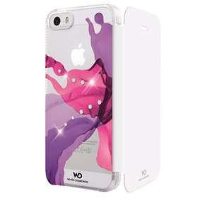 White Diamonds Liquids Booklet for iPhone 5/5s/SE