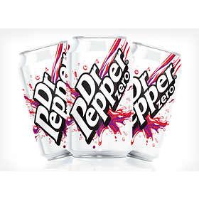 Dr Pepper Zero Burk 0,355l