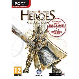 Heroes of Might and Magic I-V - Complete