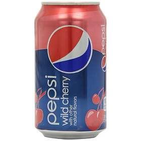 Pepsi Wild Cherry Burk 0,355l 12-pack