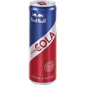 Red Bull Cola Burk 0,25l