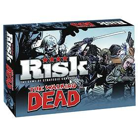 Risk: The Walking Dead- Survival Edition