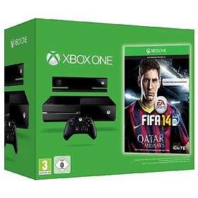 Microsoft Xbox One 500GB (inkl. Kinect + FIFA 14)