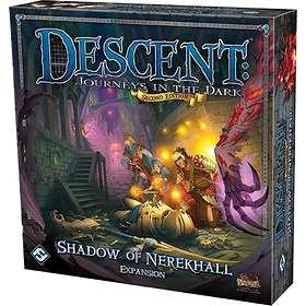 Fantasy Flight Games Descent: Journeys In The Dark: Shadow Of Nerekhall (exp.)