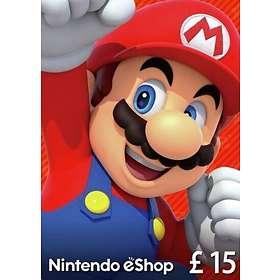 Nintendo eShop Card - 15 GBP