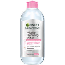 Garnier Micellar Cleansing Water Sensitive Skin 400ml